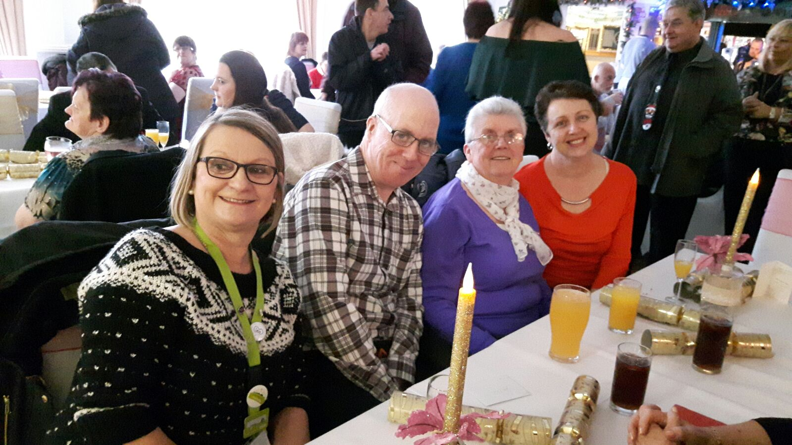ASDA Support Willow Christmas Party