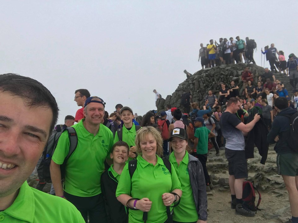 Snowdon Climb 2019 – They did it!